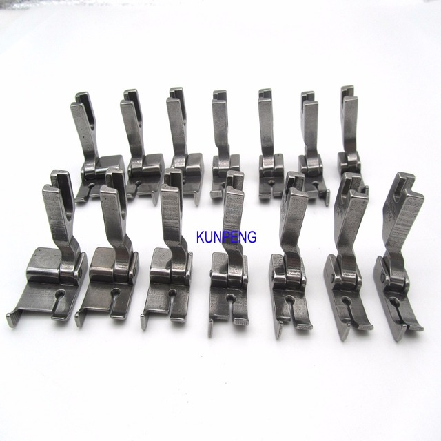 FIT FOR Juki DDL 555,5550,8300,8500,8700,CONSEW 230 HINGED RIGHT/LEFT RAISING FOOT #KP SNRF14