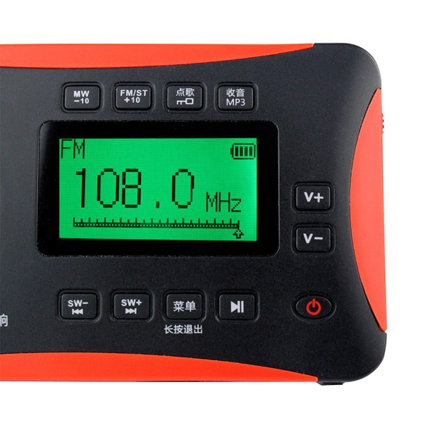 New DEGEN DE-27 FM Portable radio (7)
