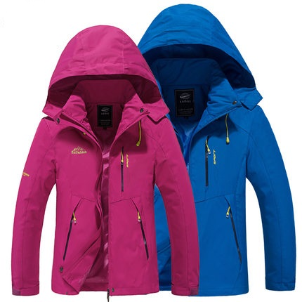 Spring Outdoor Jackets men and font b women b font couple thin section mountaineering outdoor sports