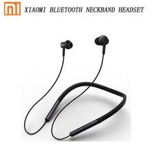 2018 más reciente Xiao mi Bluetooth Neckband deportes ocio Original mi auriculares inalámbricos | apt-x soporte AAC Codec