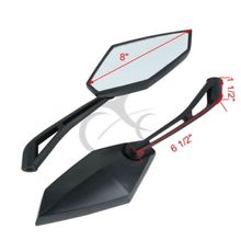 Left Right Rear View Mirrors For Ducati Monster 1000 M1100 M620 M696 M400 M 695