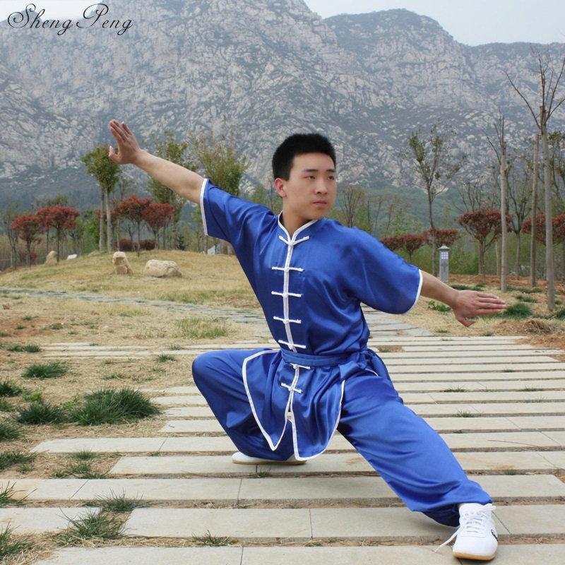 Classic Wushu Competition Uniform 5