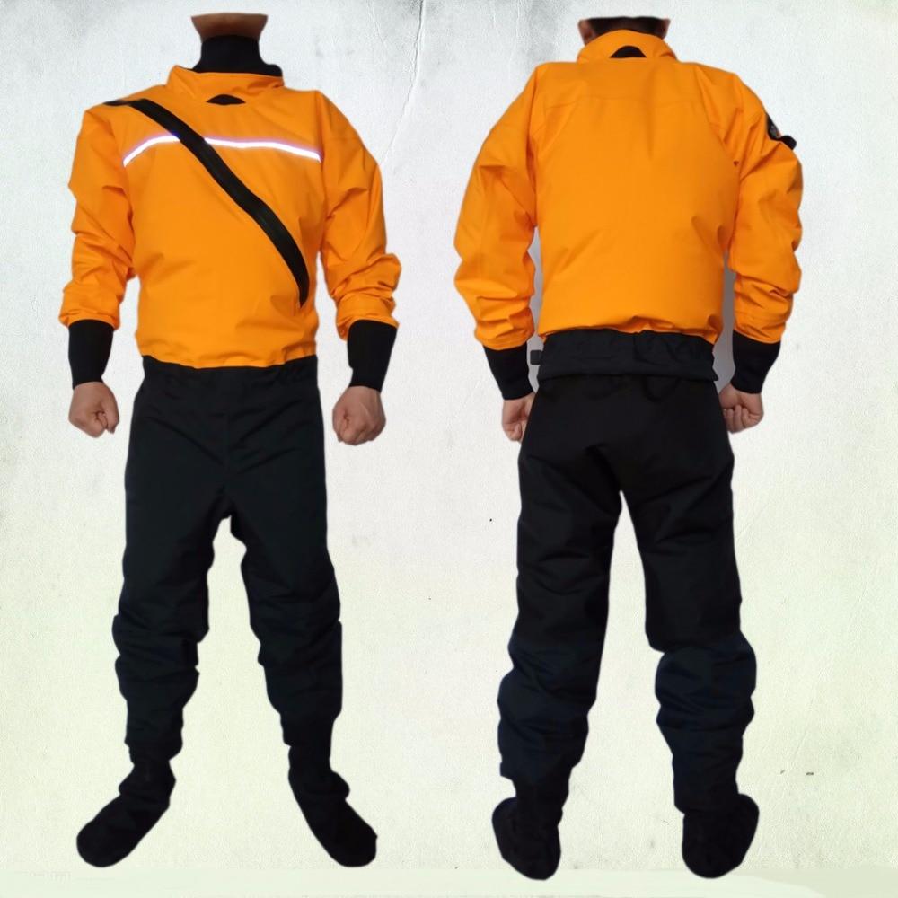 Dry Suit Whitewater Kayak Drysuit Waterproof Rain Suit Race Suit For Mud ATV & UTV Rider Activities Adventures Hunting Fishing