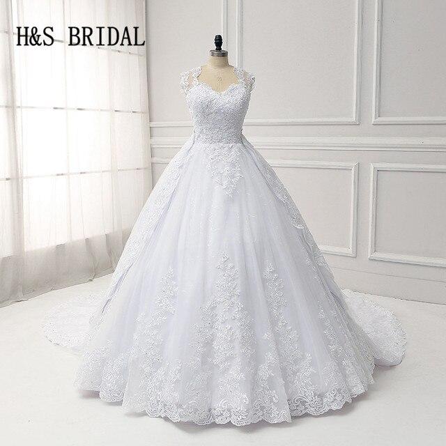Vestido de novia h&h mexico 2019