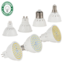 e27 LED light bombilla led GU10 E27 E14 MR16 220v LED lampada lamp Light Spotlight led bulb for kitchen downlight & lighting