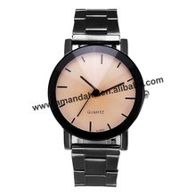 hot sale cretive new metal man woman bracelet watch alloy couple fashion watches VK 802