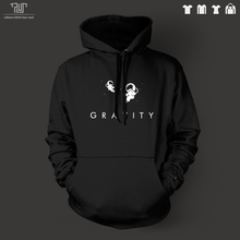 Movie Gravity design men unisex pullover hoodie heavy hooded sweatershirt 100% cotton fleece inside Free Shipping