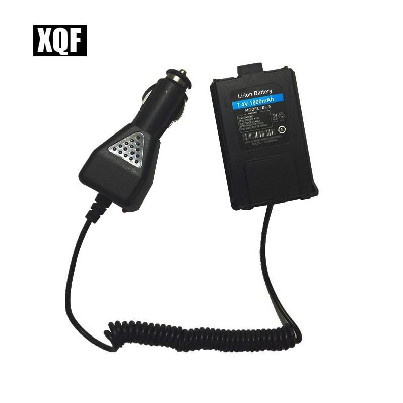 10pcs Baofeng Car Charger Battery Eliminator for UV-82 2-Way Radio Walkie Talkie
