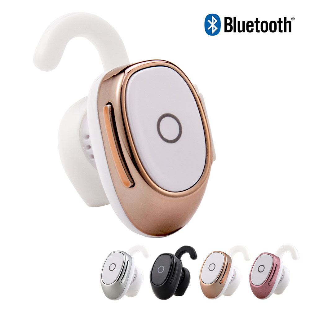 Mini Wireless Earphone bluetooth 4.1 Noise Canceling Handsfree headset Dual bluetooth Earbuds with package