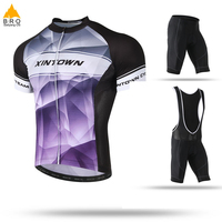 Men Women Team Bike Shirts short sleeve cycling Jerseys set white/Black bib shorts set Pink Summer mtb bike cycling clothing