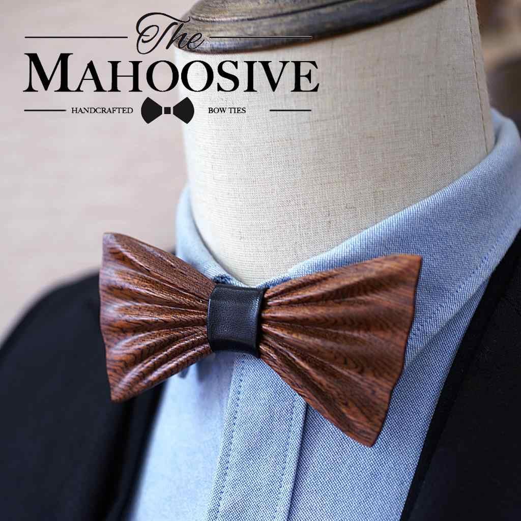 Handmade Men/'s Fashion en Bois Noeud papillon vintage Party bois Tuxed cravate NOUVEAU