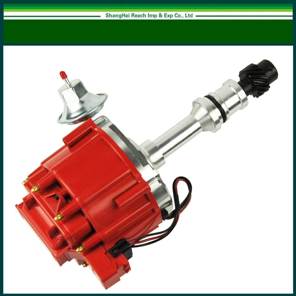 Ignition Distributor For Oldsmobile OLDS V8 HEI 260 307 350 403 455 Engine 68-76 OE#  6503-R, 1045511, 403RHEI, PE328