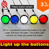 Six Buttons For Real Life Room Escape Room