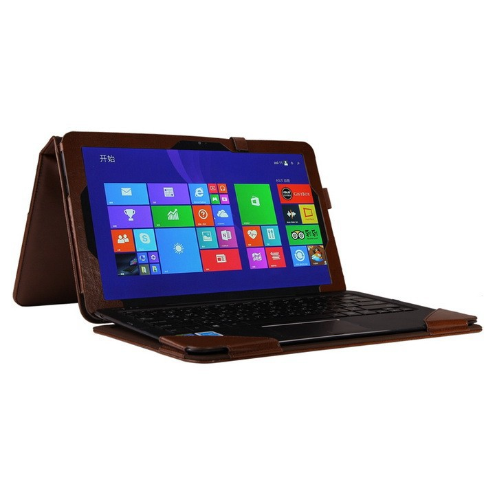 все цены на  Hot sales! Leather Case Cover For ASUS Transformer Book T3 chi 12.5