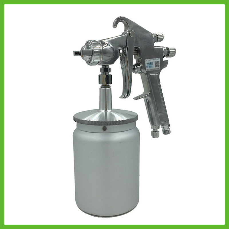 цена на W71S hot on sales professional airbrush spray paint gun for car painting paint air spray gun for cars pneumatic machine tools