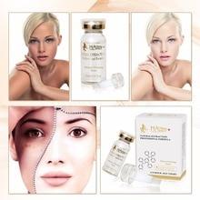 Hatékonyan fehérítő szérum az arckifejezõ esszenciára a fekete bõrre A hátrányok és az azonnali hatások érdekében
