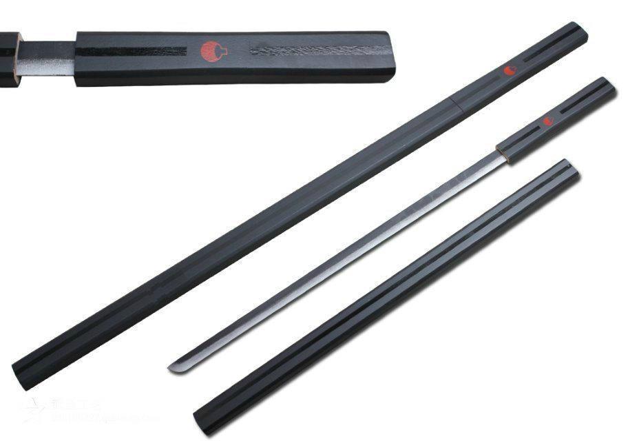 2019 Latest Design 90cm Long Naruto Sasuke Kusanagi Cosplay Wood Toy Sword White/ Blackkusanagi Toy 90cm Wood Swords Na15 Novelty & Special Use Costume Props