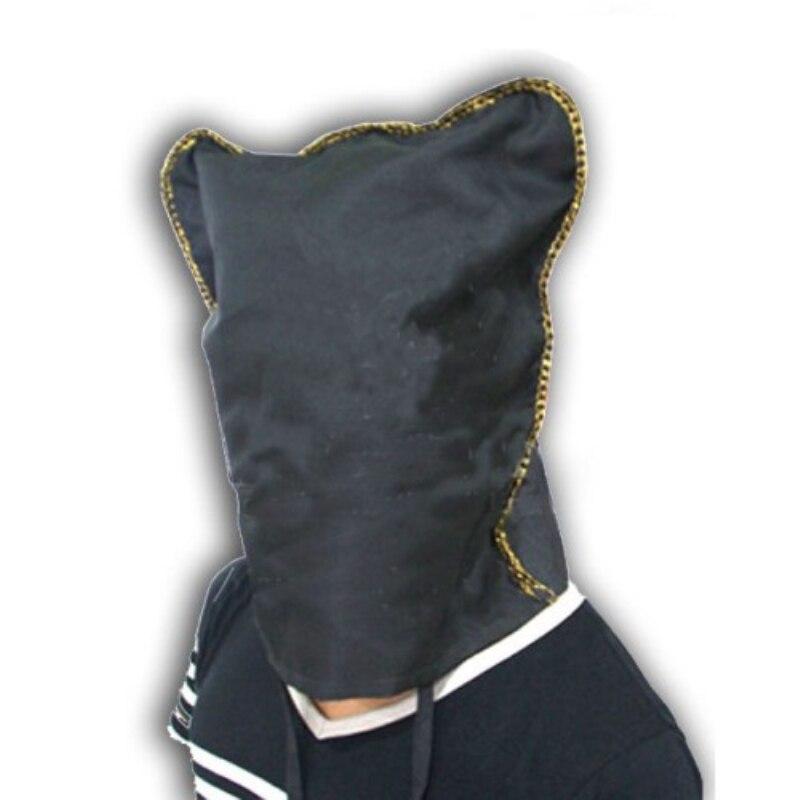 Gratis frakt Ny Blind Fold Drive Bag magiska tricks magiska rekvisita