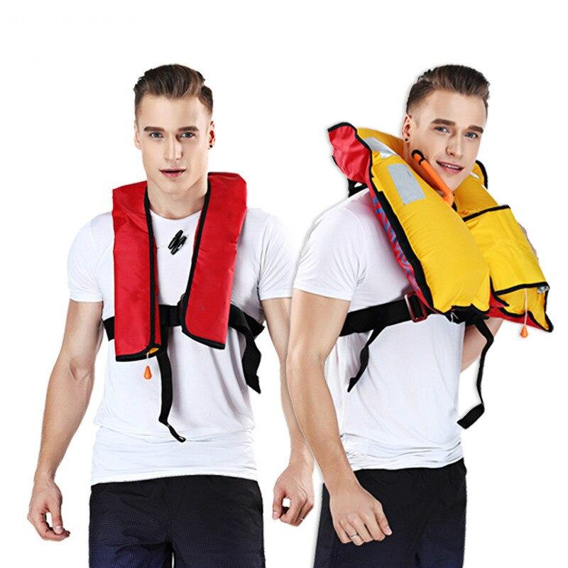 Colete salva-vidas inflável automática inflável airbag/Pullover colete