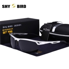 Men's Aluminum And Magnesium Sunglasses Polarized Mirror Driver Sunglasses Men's Fishing Glasses Eyeglasses Outdoor Sports Glass