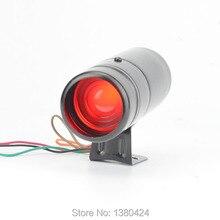 Регулируемый тахометр RPM датчик сдвиг свет лампы красный из светодиодов универсальный 0 — 11000 цвет черный