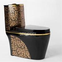 896 бытовой Супер вихревой цельный туалет Mute Closestool роскошный для туалета супер вихревой ночной табурет соединенный Керамика Туалет
