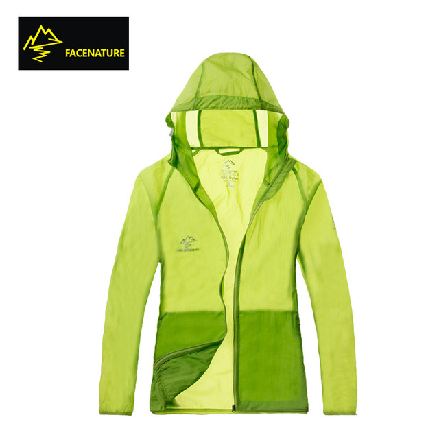 Topsky Outdoor Sun Protective Jacket Women Sports Clothes Woman Spring Summer Coat Hoodies Camping Softshell