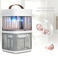 Electric Photocatalyst Insect Repellent Mosquito Insect Repellent Pest Killer LED Bug Zapper Fly Lamp Trap USB Pest Control Lamp