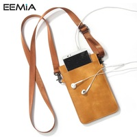 EEMIA Mobile Phone Bag For Xiaomi Redmi 4X Case 6 3 Inches PU Leather Case For