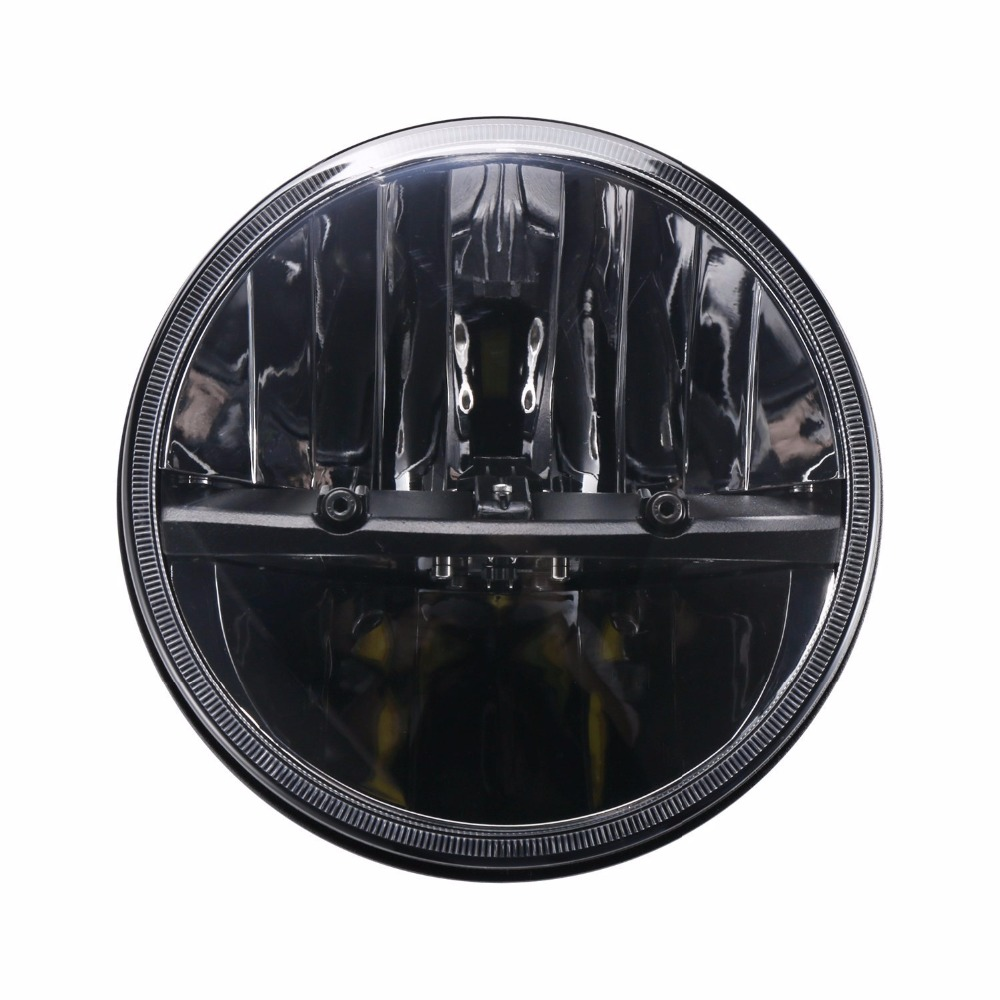 7 36W Round LED Headlight Driving Light For Jeep heavy duty trucks off road vehicles classic