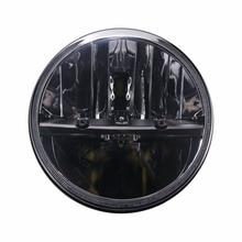 """7 """"36 W Ronda LED Faro Luz de Conducción Para Jeep camiones pesados, vehículos todo terreno, coches clásicos y Motocicletas Harley"""