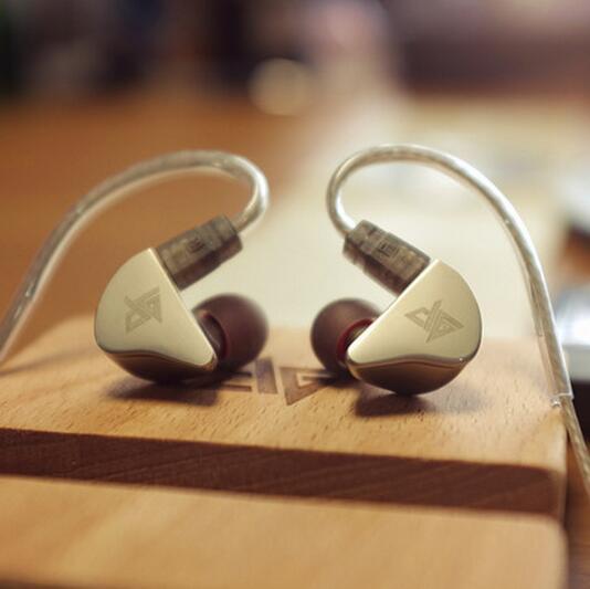 100% Actualizado AUGLAMOUR R8 En los Auriculares de Oído de Oro Del Gancho Del Oído Auriculares de Metal Actualización HI-FI Auriculares Auriculares DIY Auriculares