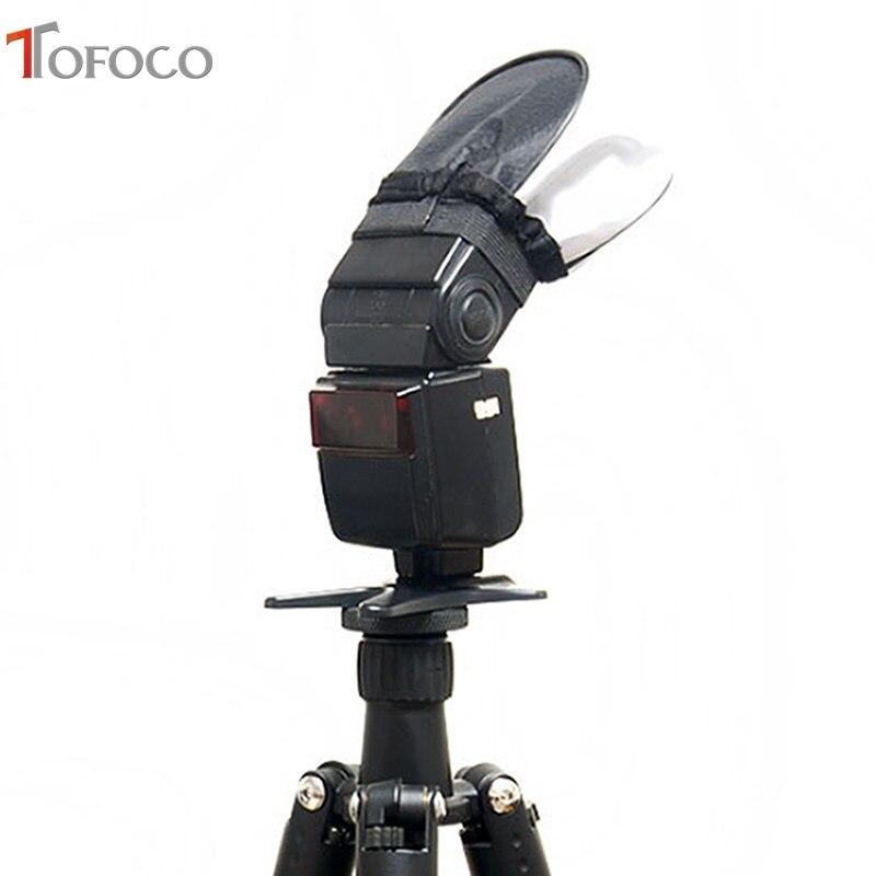 TOFOCO prenosni univerzalni plašč mehko bliskavico, mehka - Kamera in foto - Fotografija 6