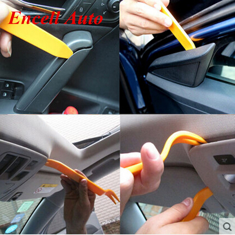 4pcs Auto Car Radio Panel Door Clip Trim Dash Pry Repair Tool For SUBAR U LEGACY XV OUTB ...