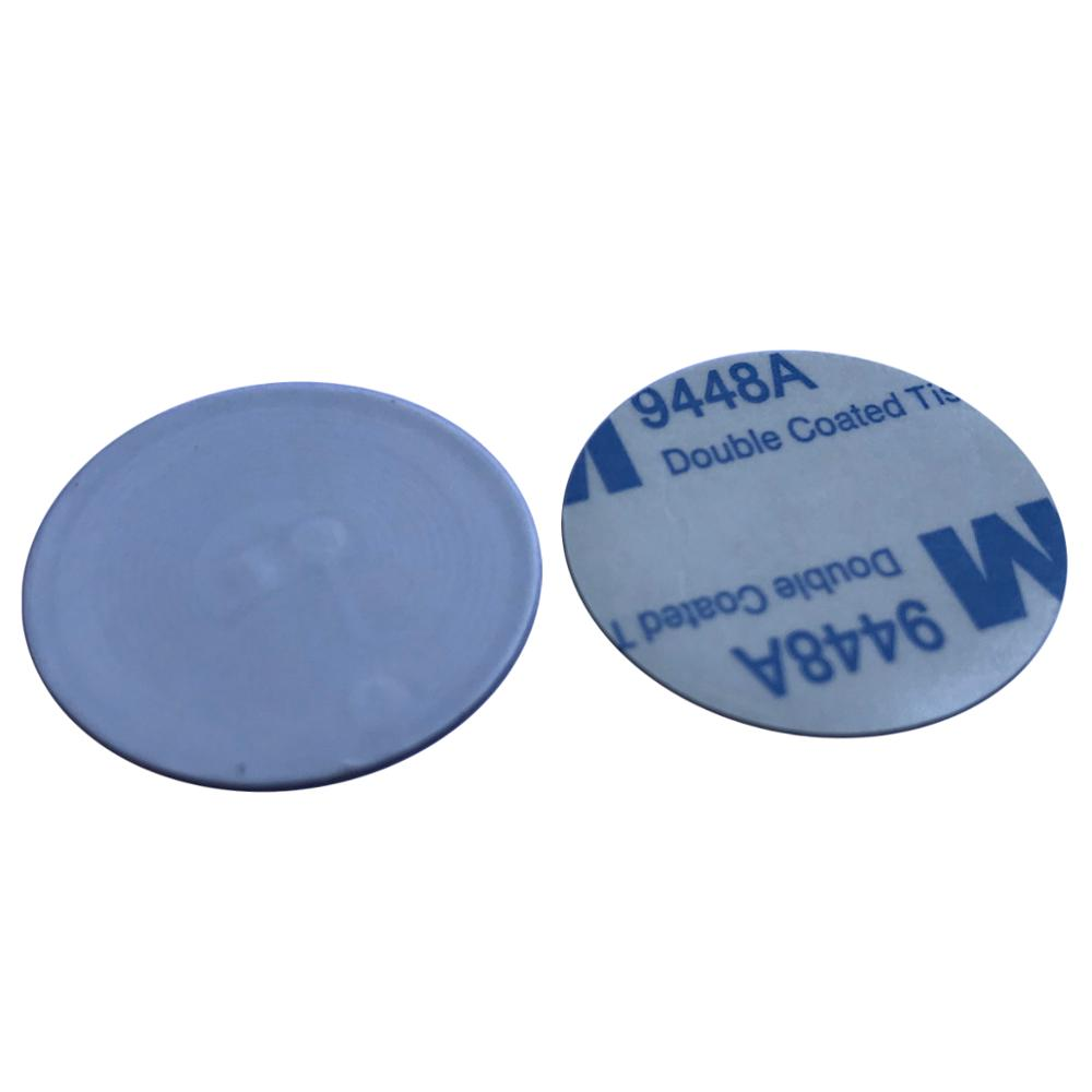 8 X NFC Sticker RFID Anti-metal On Metal Tag Label 13.56mhz Dia 25mm Free Shipping Worldwide