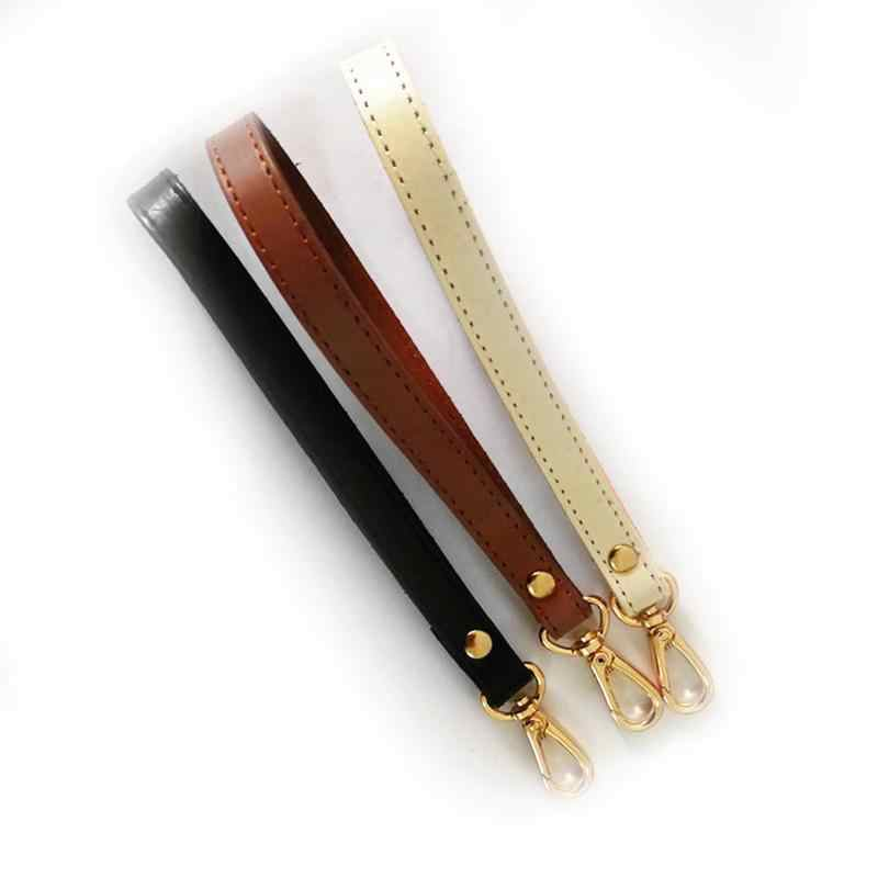 d2ba4d8a15 ... Misterolina Handles for Handbag Leather Bag Strap Wrist Replacement for Clutch  Purse Bags Accessories Wrsit Belt ...