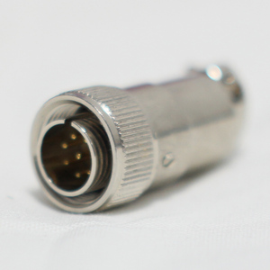 Image 4 - 8 pin male connector for making remote cable for remote controller for CANON or FUJINON ENG lens