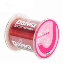 500m Nylon Fishing Line Japanese Durable Monofilament Rock Sea fishing lines Super Strong 0.4-8.0 Daiwa Fishing Line Pesca