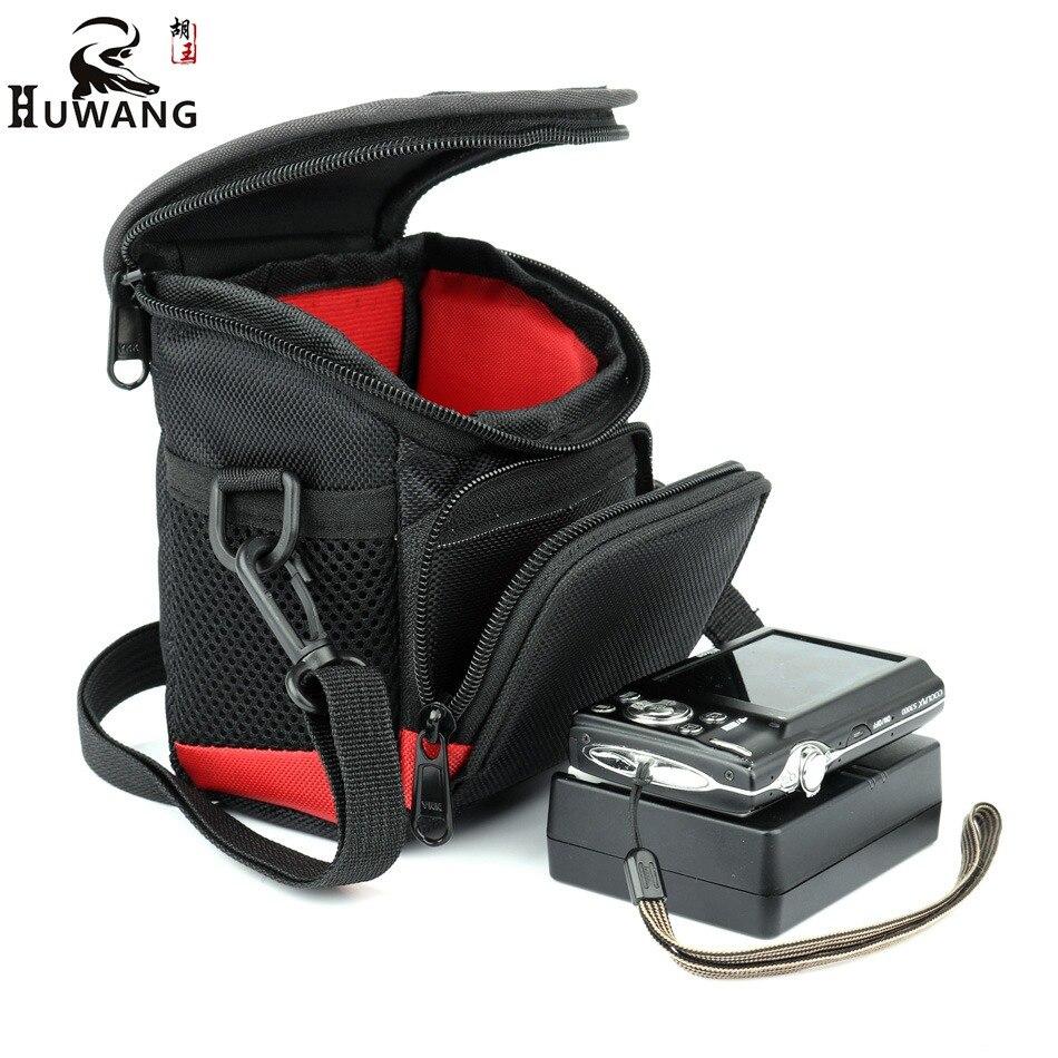 Portable Digital Camera Bag For OLYMPUS SH1 SH2 XZ10 SZ31MR SZ16 SZ17 SH21 SH60 Fujifilm X70 XQ2 XF1 Z100 Z115 Z200 JV205 JV255