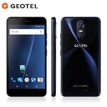 """Оригинальный geotel Примечание смартфон MTK6737 3 ГБ Оперативная память 16 ГБ Встроенная память 5.5 """"MTK6737 4 ядра 4 г LTE Android 6.0 Мобильный телефон Dual SIM 8.0MP"""