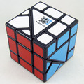 Dayan Bermuda Triangle Magic Cube preto ( netuno )
