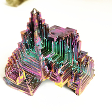 Colorful natural bismuth mineral rainbow healing crystals gemstones provide energy as for gift maggie mclaughlin a healing gift cognitive energy healing
