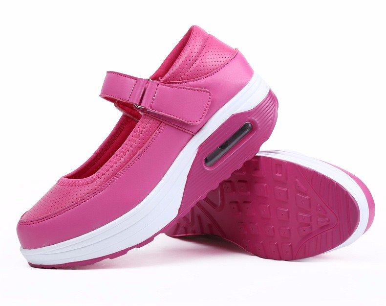 Mary Janes Style Women Casual Shoes Fashion Low Top Platform Shoes zapatillas deportivas mujer Breathable Women Trainers YD129 (37)