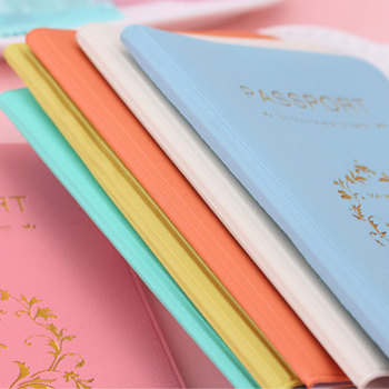 Cover Travel Passport Cover Card Case Women Men Travel Credit Card Holder Travel ID&Document Passport Holder 6H0019