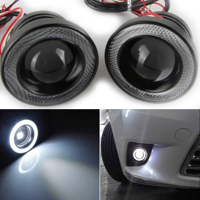 """FOG LIGHTS  5/"""" replacement light  LENS WITH BULB   1 PC"""