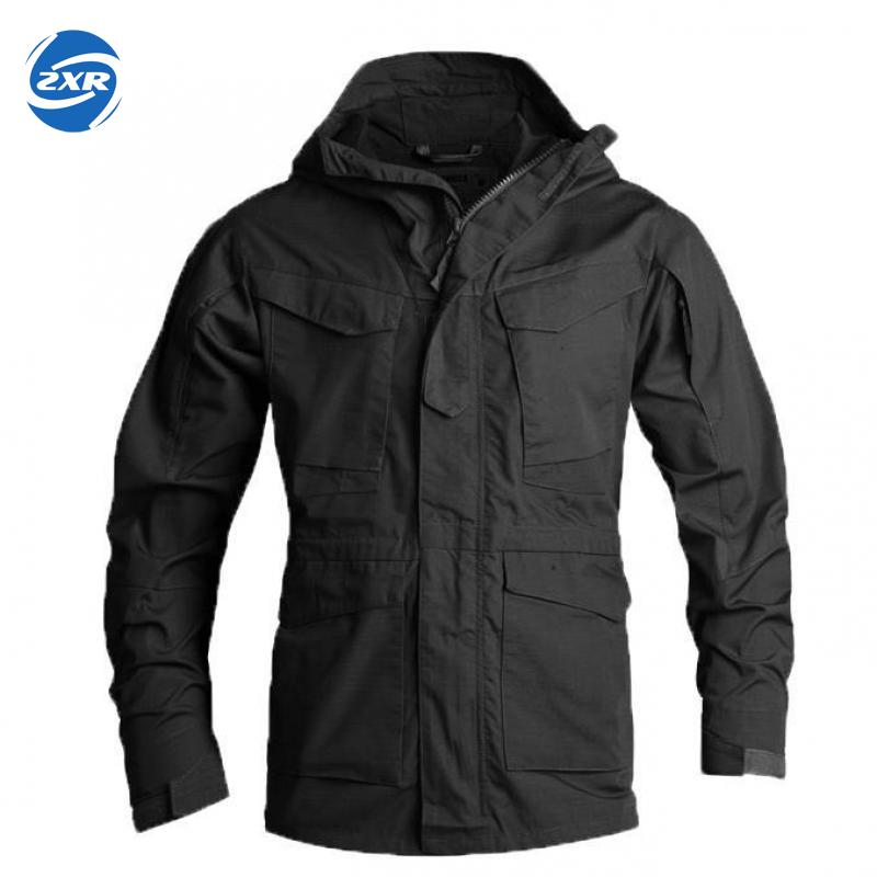 Windbreaker Men's Jacket Climbing Tactical Clothing UK Fall Winter Flight Pilot hooded Coat Field Military Jacket Hunting Men lurker shark skin soft shell v4 military tactical jacket men waterproof windproof warm coat camouflage hooded camo army clothing
