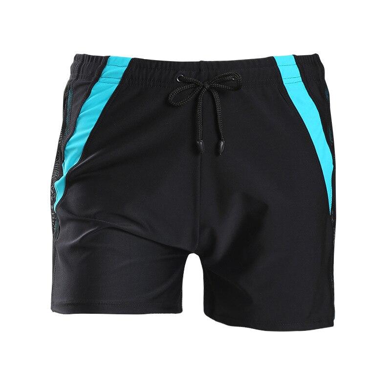 Swimwear Men Briefs Swimming-Trunks Large-Size Shorts Bathing-Suit Beach-Wear Surf Man