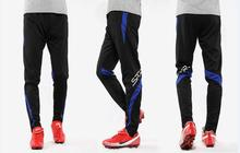 SYNSLOVEN Football pants adult men kid long winter autumn thin training sport team soccer running jogging exercise with pocket