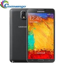 Оригинальный Разблокирована Samsung Galaxy Note 3 III N9000 Телефон LTE WCDMA Quad Core 3 Г RAM 16 Г ROM 1080 P 13.0MP Quad core 5.7 »Экран