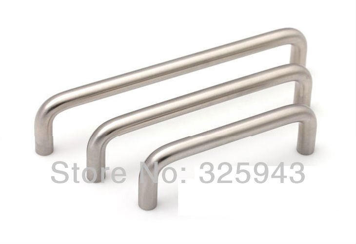 kitchen cabinet handles stainless steel 2pcs 128mm simple european stainless steel kitchen 7841